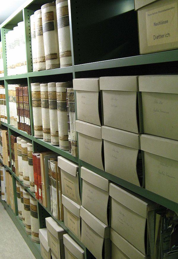 Archivwesen Studium